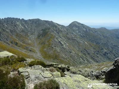 La Mira - Los Galayos (Gredos);ruta pedriza montaña madrid rutas desde cercedilla